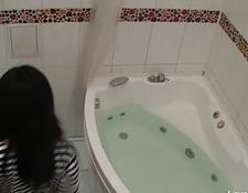 reife asiatische frau porno ist über reißen